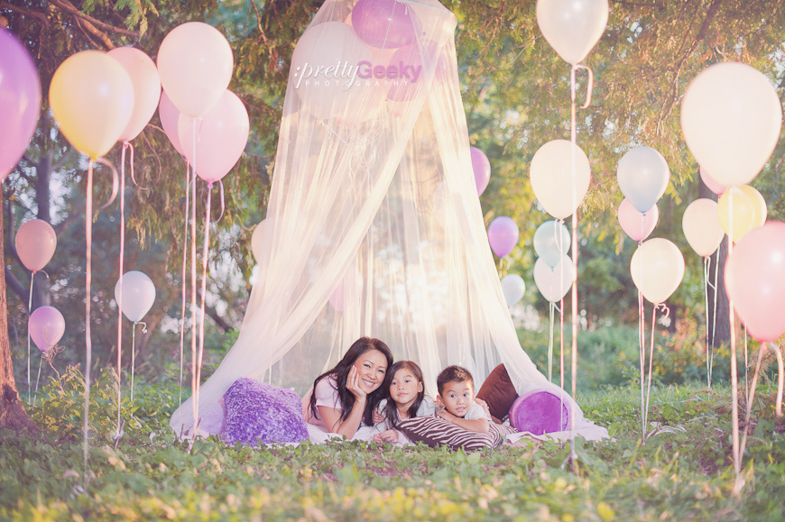 Party Decoration Inspiration For Girls