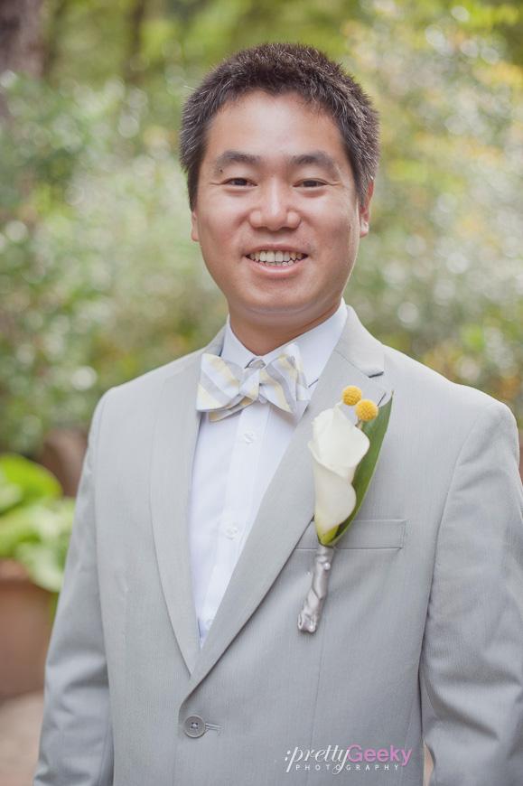 Groom Suit Bow Tie Bow-tie Grey Groom Suits