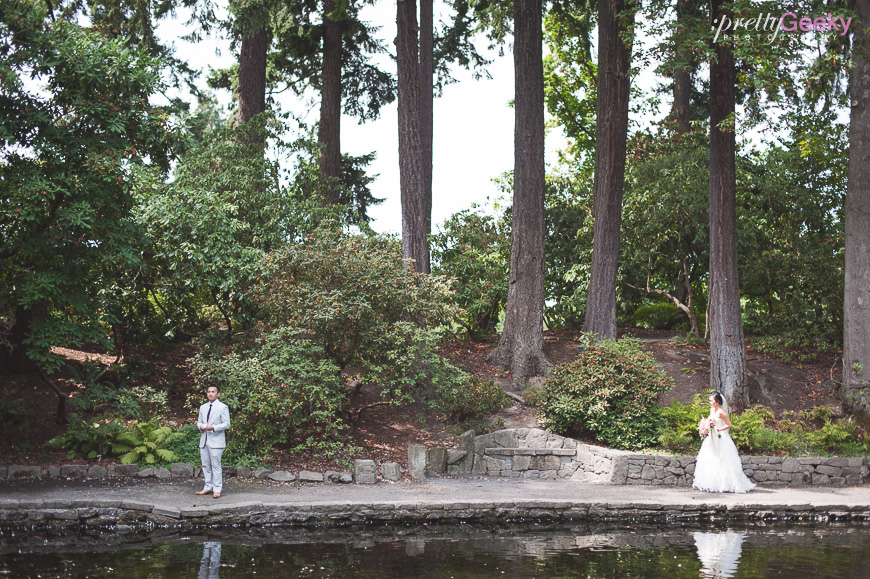 Crystal Springs Rhododendron Garden Wedding Photos Evelyn Jerry By Portland Wedding