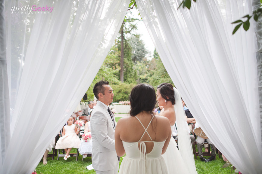 crystal springs rhododendron garden wedding photo 077 Portland Wedding: Evelyn + Jerry
