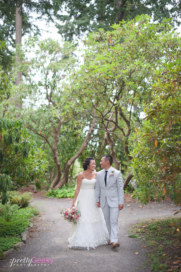 crystal springs rhododendron garden wedding photo 090 Portland Wedding: Evelyn + Jerry