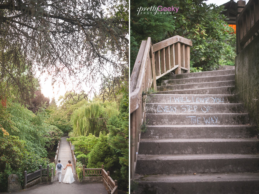 crystal springs rhododendron garden wedding photo 123 Portland Wedding: Evelyn + Jerry