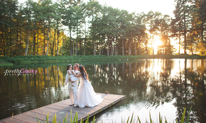 Wyandotte lake wedding
