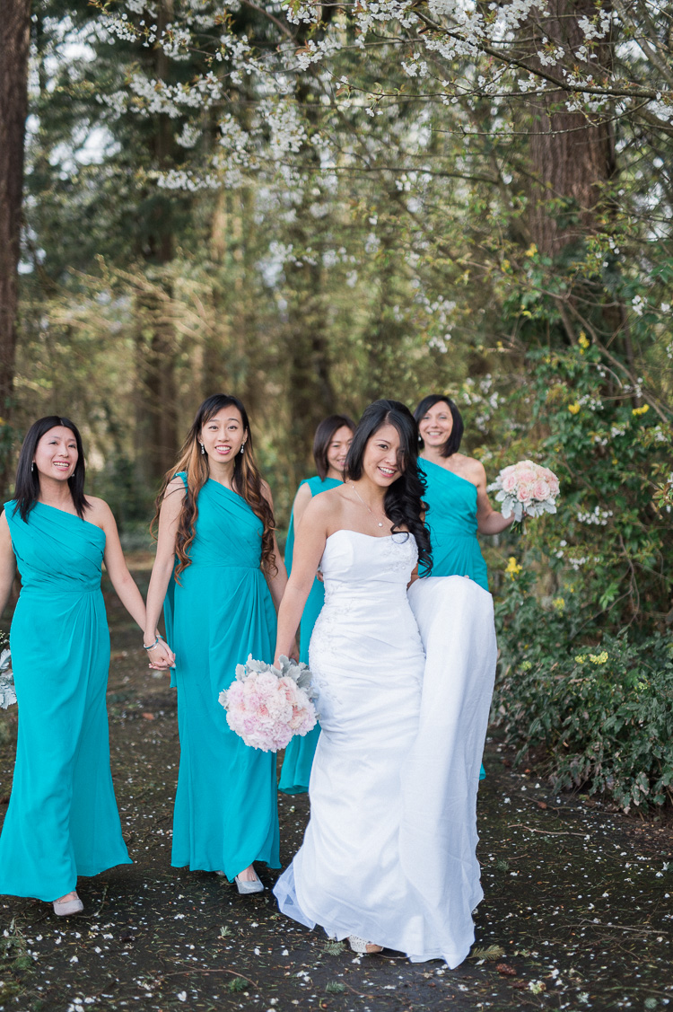 Embassy Suites Hilton Hillsboro Wedding - Cathi and Dat by ...