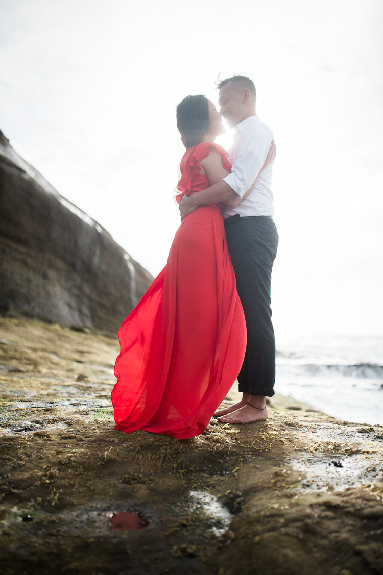Oregon coast engagement session   anna and seng by portland wedding ...