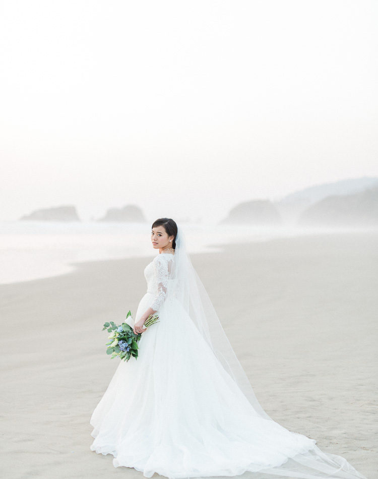Bridal: David + Fa