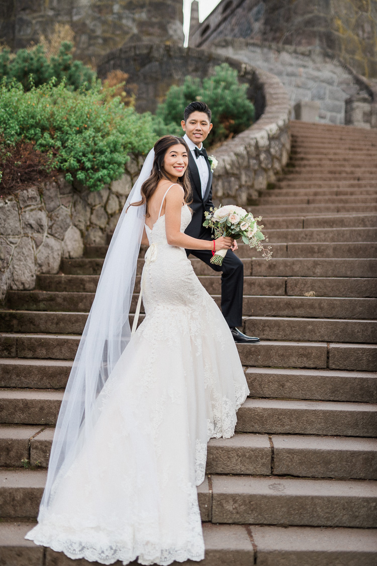 Our Lady of Lavang Portland Vietnamese cultural wedding - Loria and ...